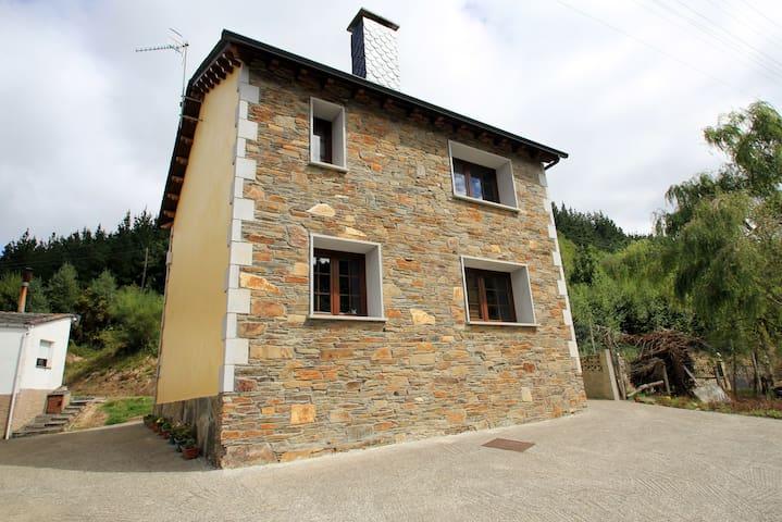 Casa Aniceto IV - Taramundi - Casa