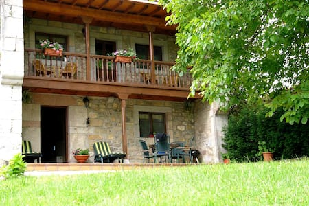 Casa siglo XVII entre mar y montaña - Villahormes - Σπίτι
