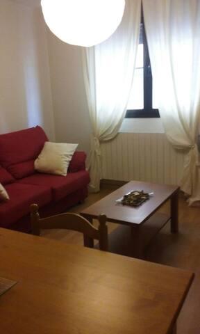Acogedor apartamento en AINSA - Aínsa - Lejlighed