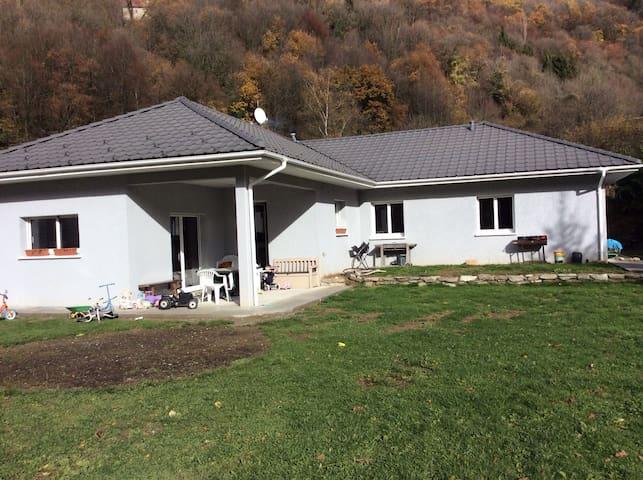 Randens. Maurienne - Randens - House