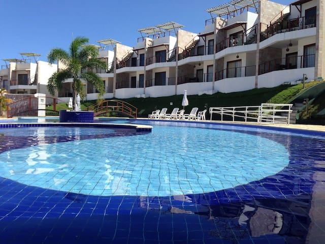 Condominio Brisas do Amor, Apt 35, Pipa/RN - Pipa Beach - Lägenhet