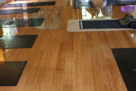 Nimbin Eco-Retreat & Yoga Space - Downstairs BR