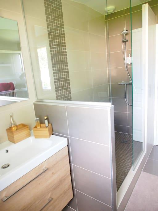 Salle de bain- douche uniquement
