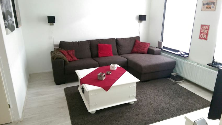Luchtmachtdagen woning te huur! - Leeuwarden - Apartamento