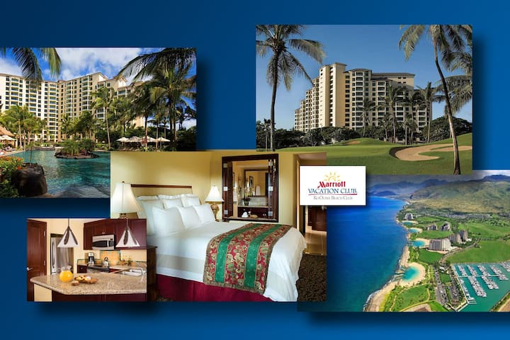 Marriott's Ko Olina Beach Club 1Br