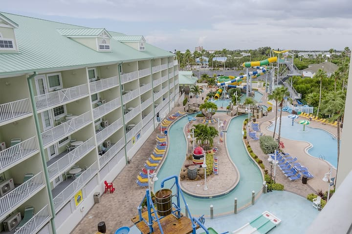 Waterpark Harbourside Star5Vacations