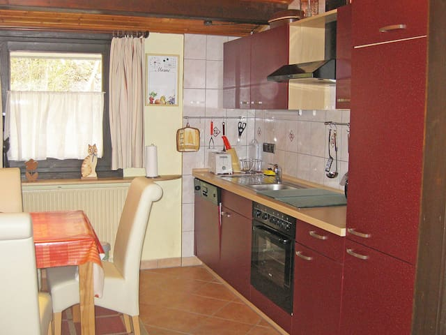 3-room house 59 m² Ferienpark Ronshausen for 5 persons in Ronshausen - Ronshausen - House
