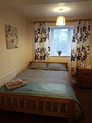 Fantastic private room with en-suite - Burton upon Trent - Hus