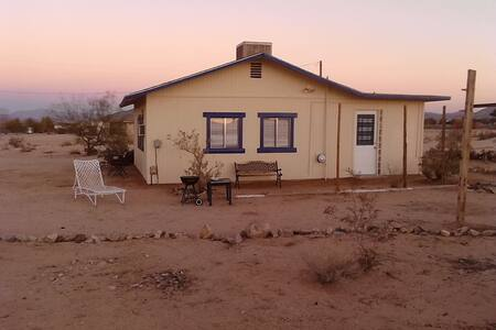 Little Cabin in the Desert - Twentynine Palms - Hus