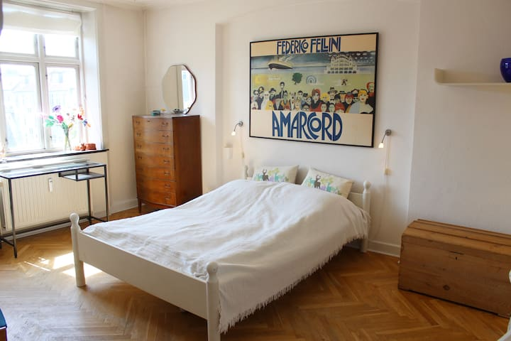 LOVELY room in CENTRAL Copenhagen