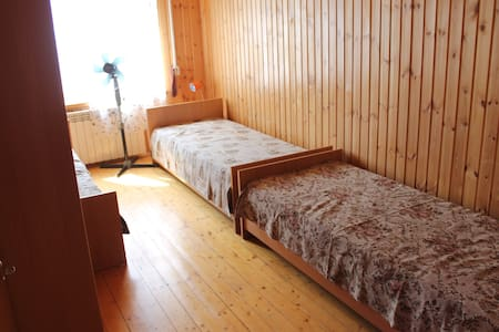 Комната 3 в минигостинице на частной ферме