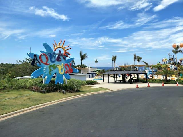 Camaya Coast Beach Villa W/Beach&Pool free access