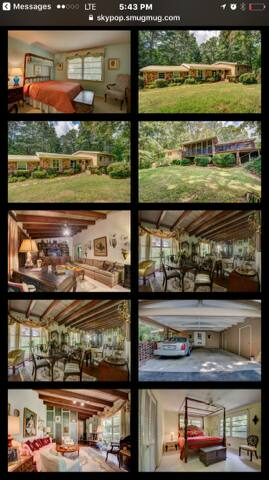 Wonderful family home near town & Chatooga River!