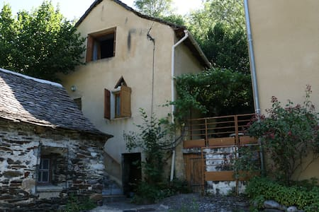Bergerie réhabilitée en maison de vacances - Ispagnac - House