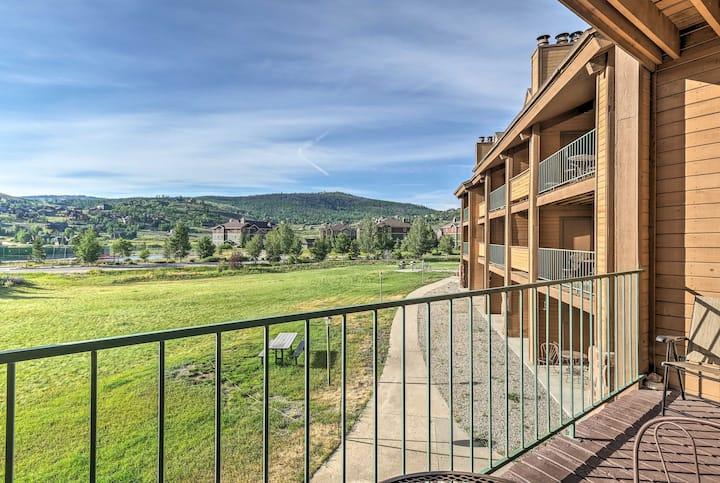 Western Studio, Near Golf & Ski Granby Ranch!