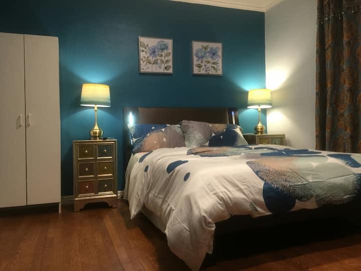 North Shore/Northwell Hospital Private Villa Room