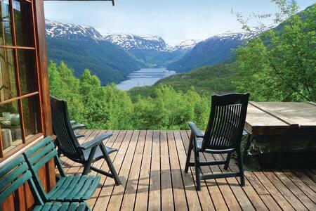 5 Bedrooms Home in  #1 - Røldal