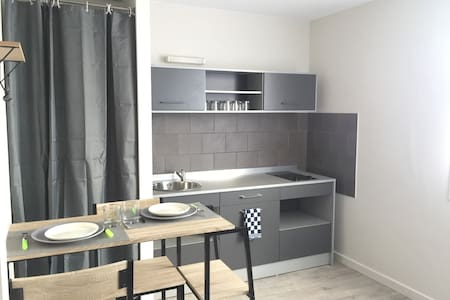APPARTEMENT - PARKING PRIVE - PROCHE CIRCUIT 24H