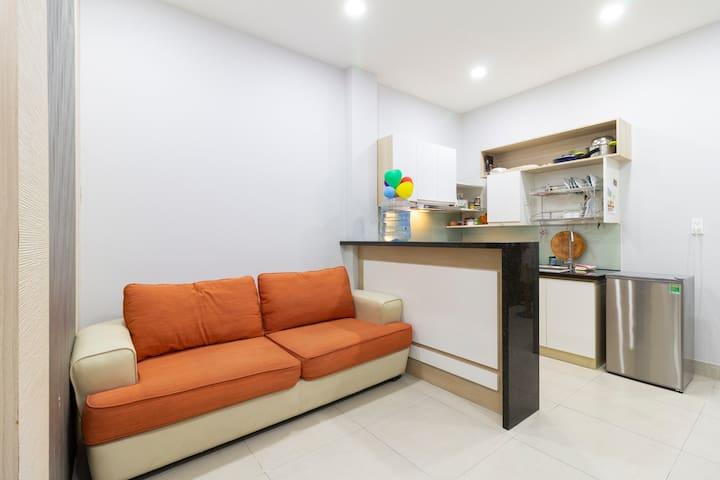 High quality Serviced Apartment - GEM Apartment