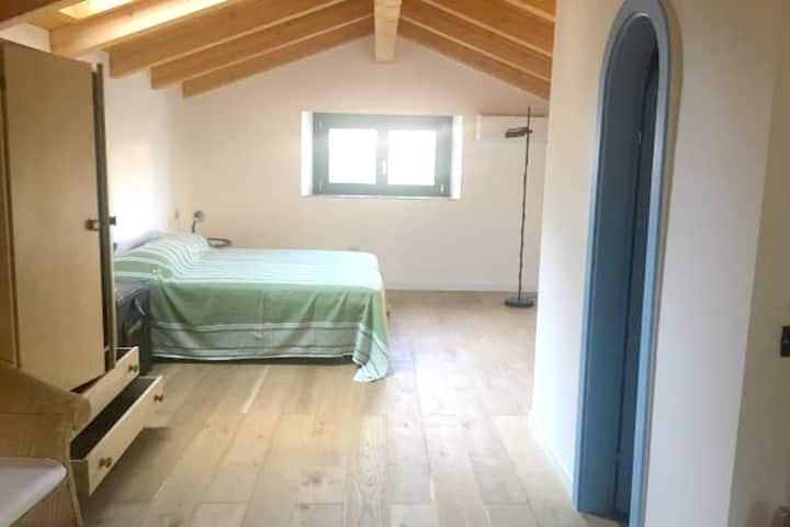 Casa de una habitación en Crotone, con WiFi
