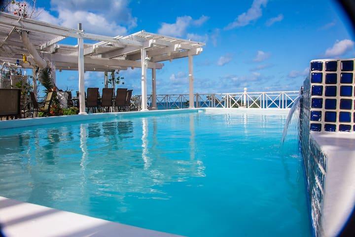 Private Room in Stunning Oceanfront Villa - Boscobel - Villa