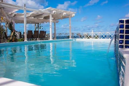 Private Room in Stunning Oceanfront Villa - Boscobel