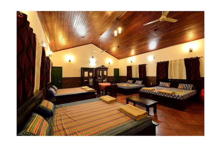 Beautiful Homestay in Chikmagalur EL-Jay 3