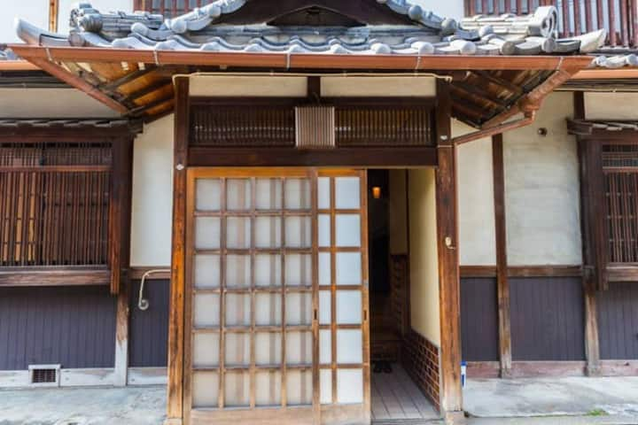 Quiet Japanese house - a whole house reservation
