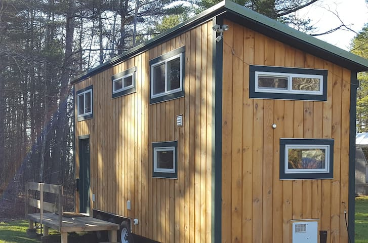 Cute, Cozy, Tiny House on the Kennebec River - Woolwich - Lainnya