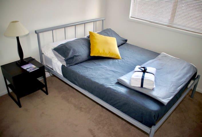 Peace&Quiet Room+lockable+NBN+free parking