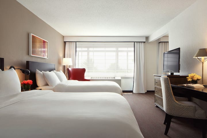 Capitol Hill Hotel, Junior Suite Queen