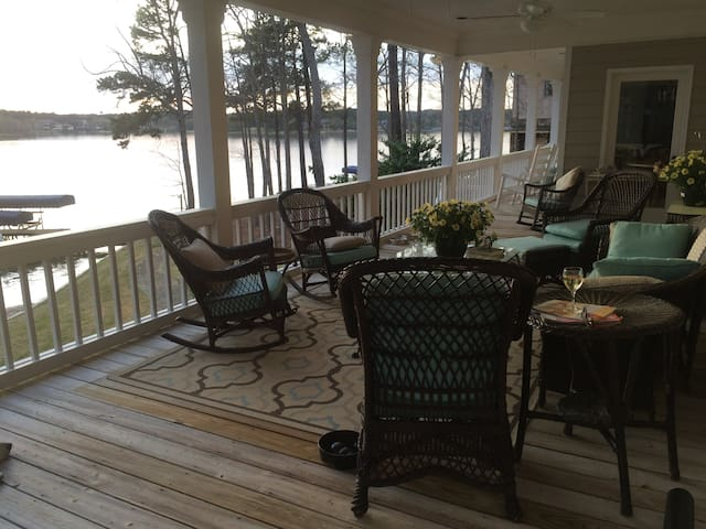 Reynolds Lake Oconee Master's & Vacation Rental - Greensboro - Rumah