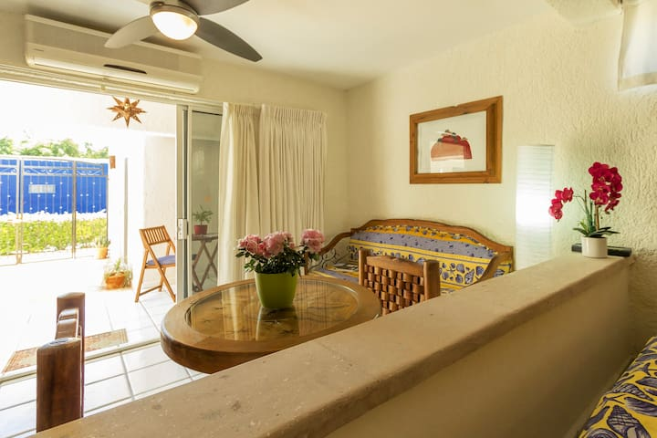 beautiful Fully furnished studio #1 downtwn a must