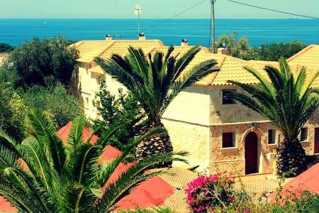 Seaside Stone Villa 4 - Minia