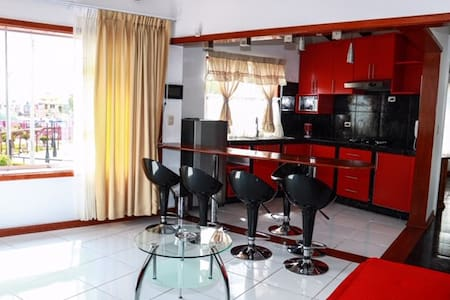 Departamento independiente en Tacna
