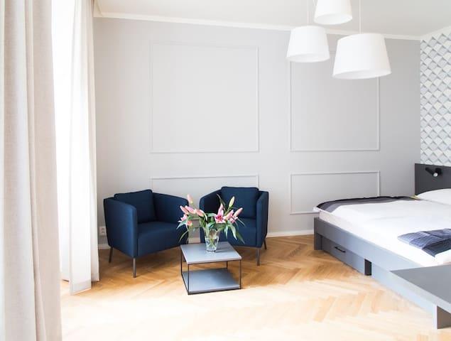New Luxury Apt, City Center - Praha