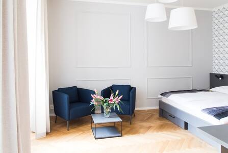 New Luxury Apt, City Center - Praha