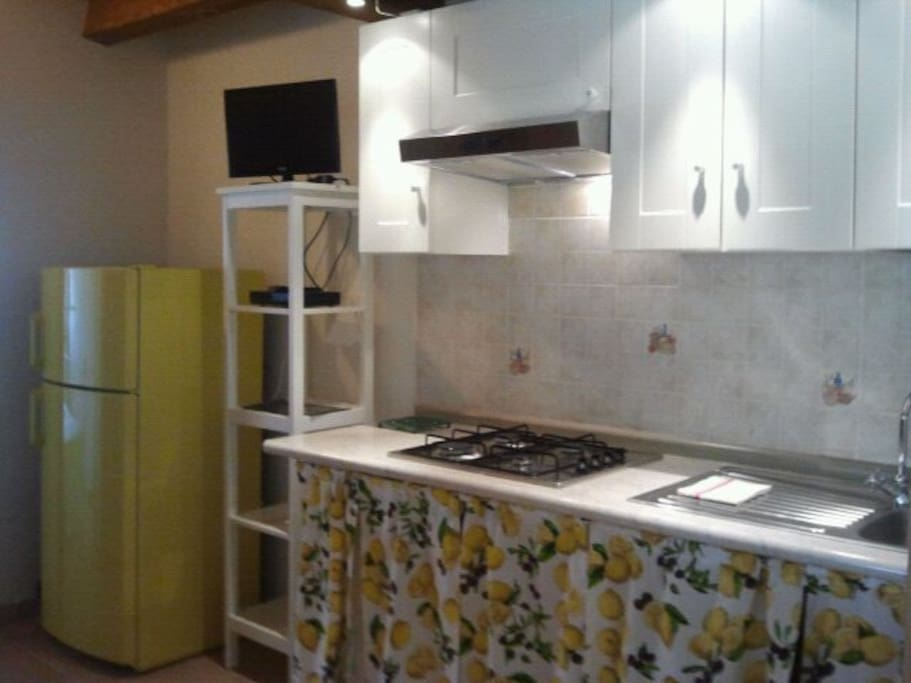 Borgo Podernovo - Kitchenette