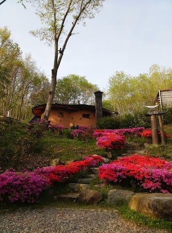황토방에서 휴식을 -  Chungju-si, Dongnyang-myeon - Casa cova