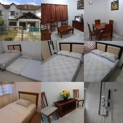 HOMESTAY TELUK KEMANG, PORT DICKSON. Nearby Beach