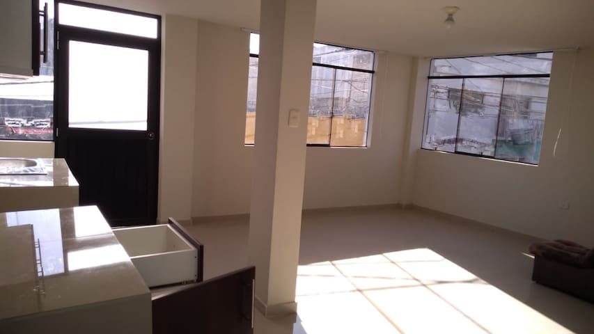 Apartamento a 2 cuadras del mirador de Yanahuara.