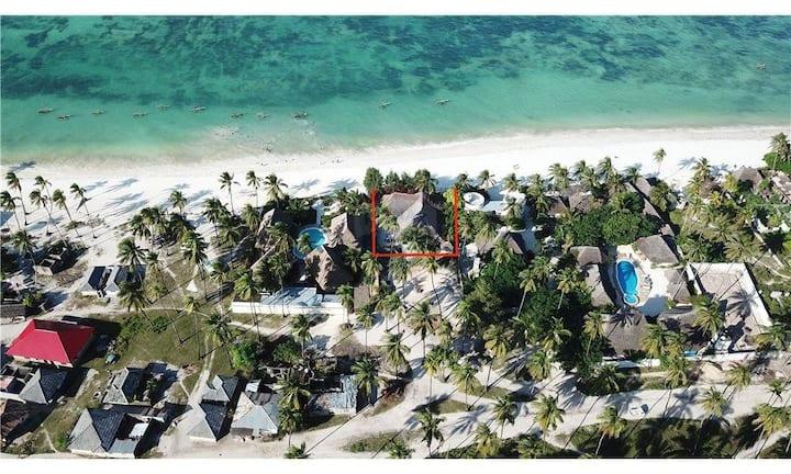 "Jambiani Dream Beachfront Villa ""Dolphin House"""