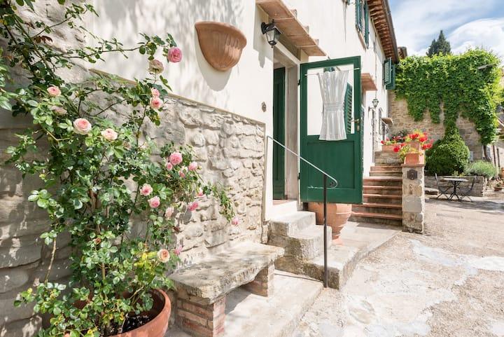 Fiesole in Giardino Home, landscape and breakfast