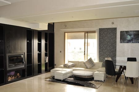 Appart/Flat  Golf Green City Bouskoura Casablanca - bouskoura - อพาร์ทเมนท์