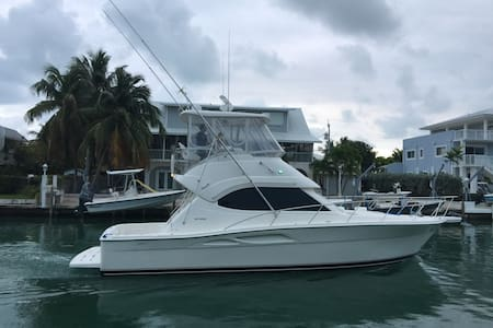 2 bedroom yacht in the water at Islamorada - Islamorada