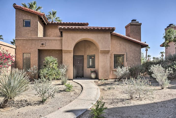 Lux Borrego Springs Condo at Rams Hill Golf Club!
