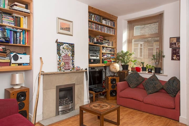 Two bedroom house close to city and universities - Lancaster - Huis