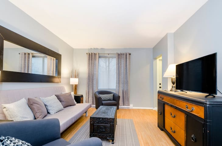 LOCATION! LOCATION! 6 beds next to Parliament Hill - Gatineau - House