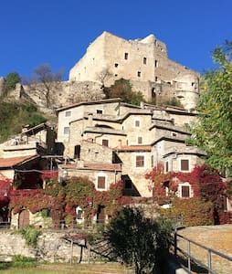 Appartamento Cà dé Maria - Castelvecchio di Rocca Barbena - Apartment