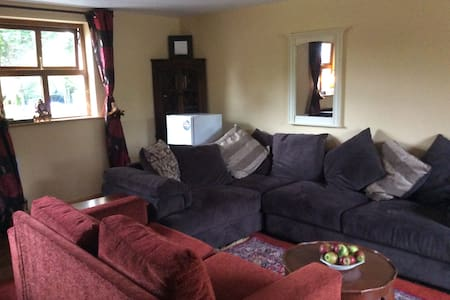 Lovely 2 bed self catering apt in Ballyhannon - Quin
